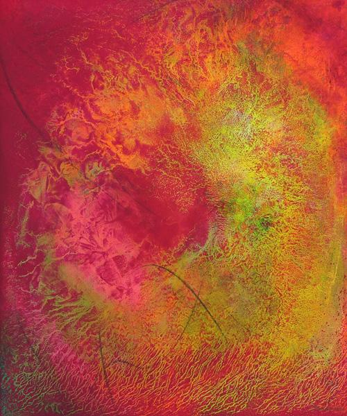 「高安 醇 新作展 ― 色彩の調和を求めて」